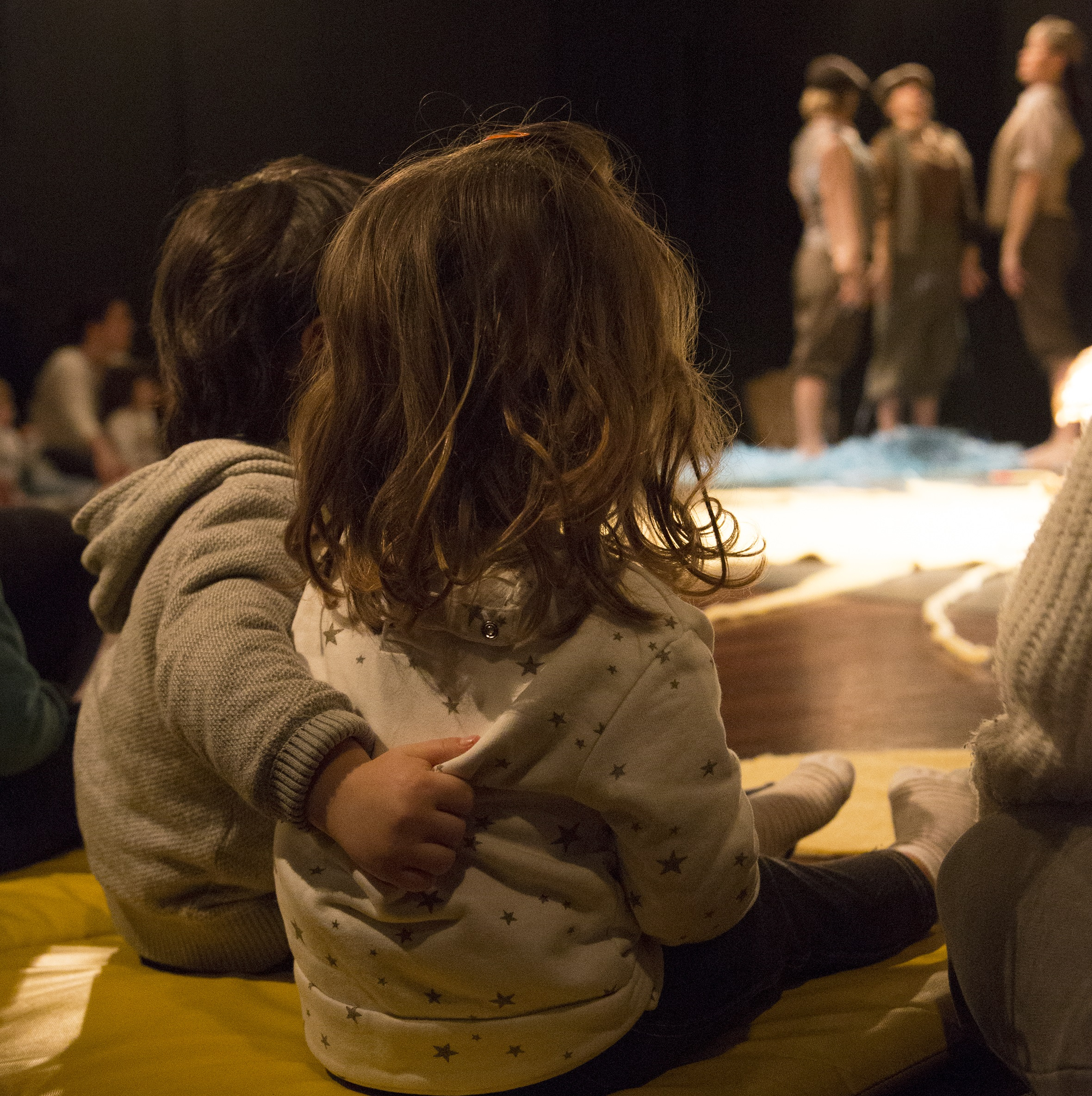 SHOWS, CONCERTS AND WORKSHOPS FOR CHILDHOOD - Visioni di futuro, visioni di teatro...