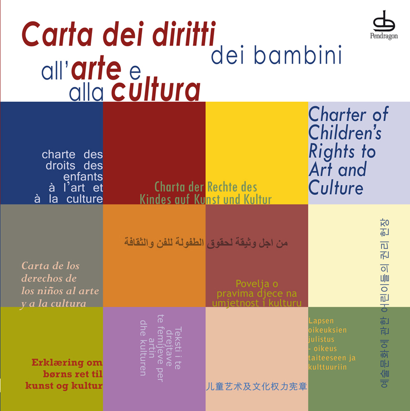 CHARTER OF CHILDREN'S RIGHT TO ART AND CULTURE