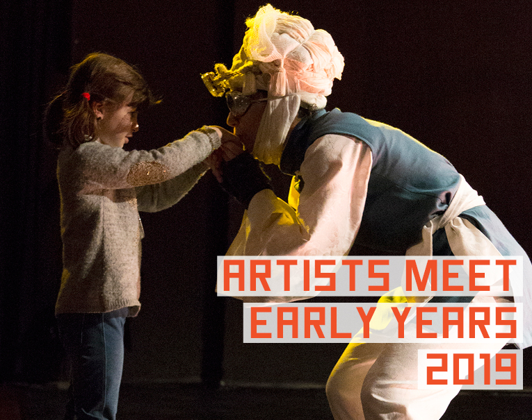 ARTISTS MEET EARLY YEARS 2019